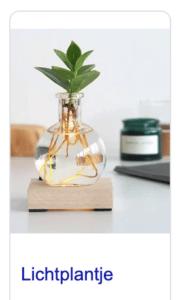 Voorbeeld sfeerfoto in Google Shopping Image